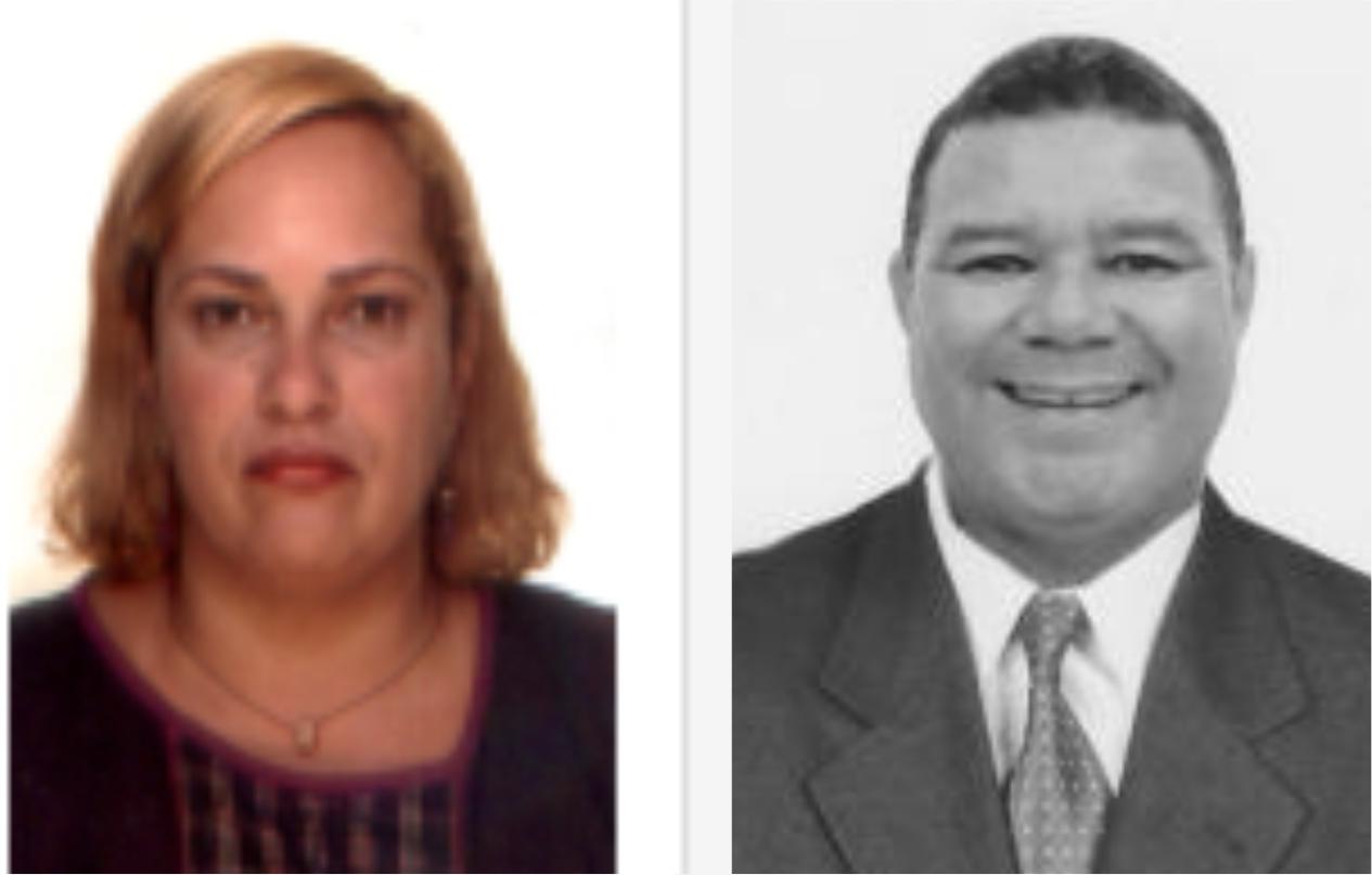 Shirley Fátima e Gerson Roberto foram presos