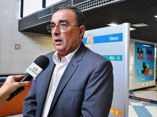 O presidente do Crea-AL, Fernando Dacal