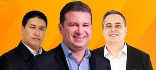 Fábio Loureiro (centro) é o candidato da vez para a Presidência do Crea-AL