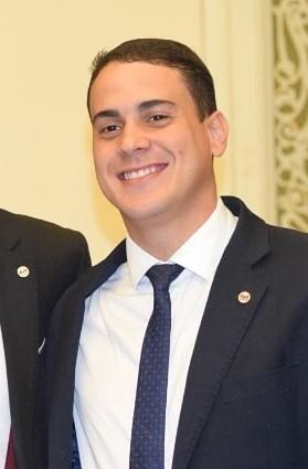 O advogado Antônio Rafael