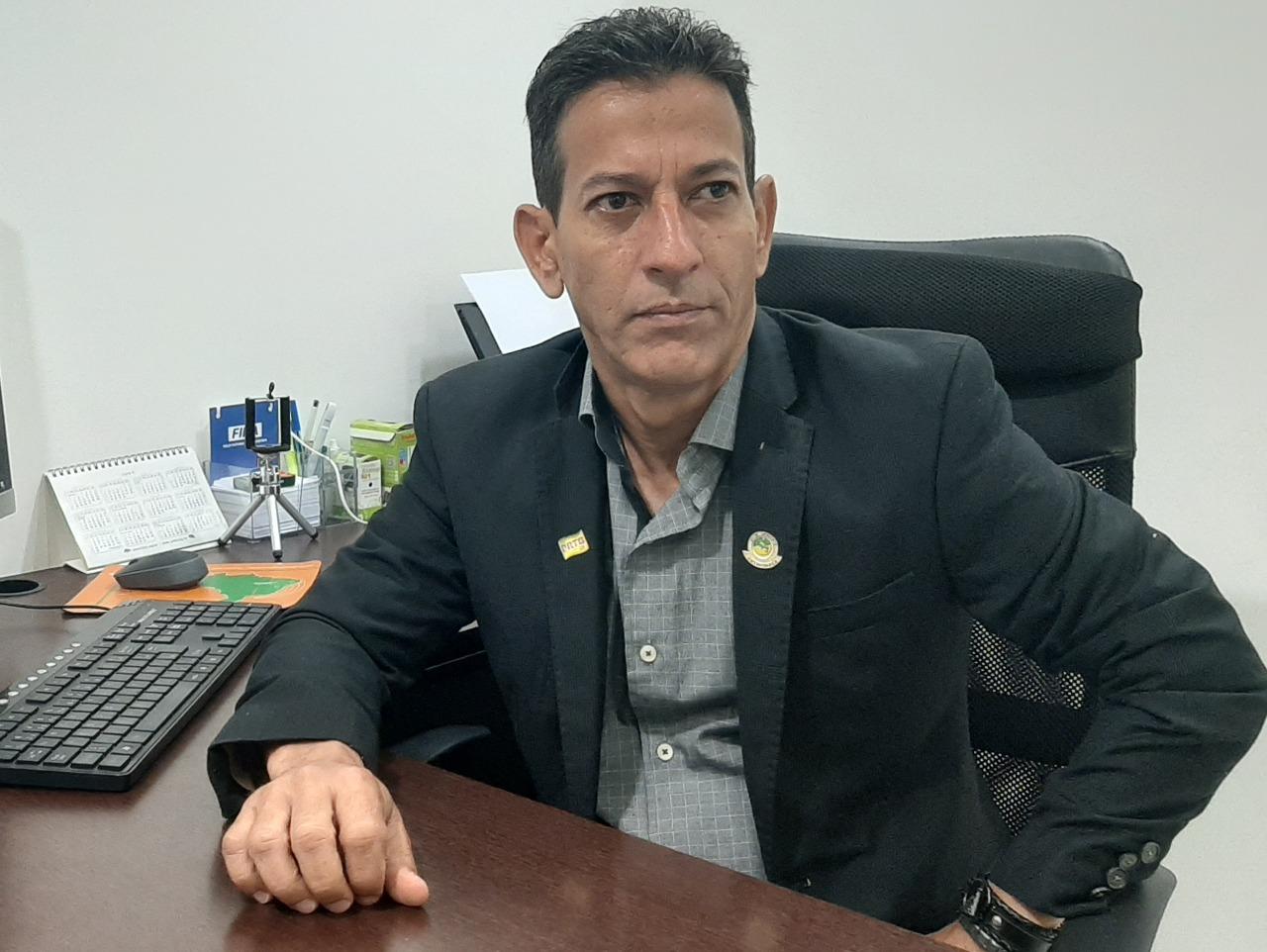 Wellington Sena registrou boletim de ocorrência