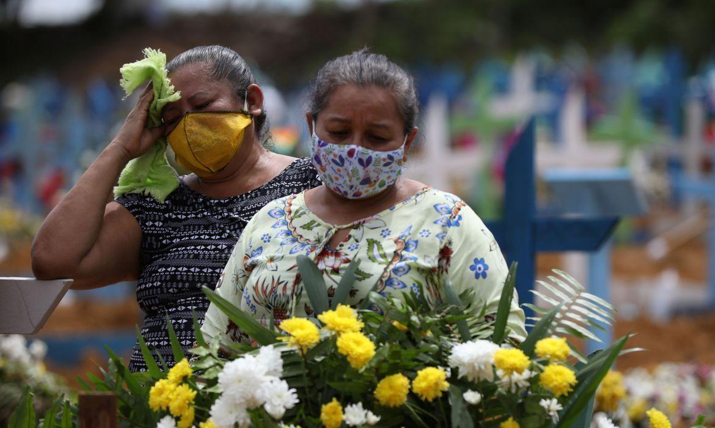 Photo of DOENÇA MALDITA! Brasil tem recorde de mortes por covid-19 pelo terceiro dia seguido