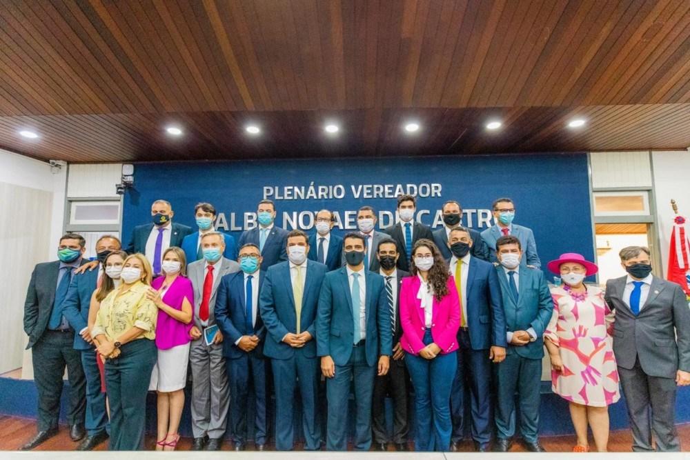 Photo of NA CÂMARA! Prefeito JHC destaca a união dos poderes pelo bem de Maceió durante abertura dos trabalhos legislativos
