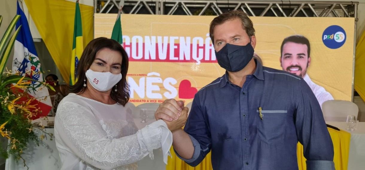 Photo of ELEIÇÃO EM CAMPO GRANDE! Marx Beltrão declara apoio à Inês Correia do PSD