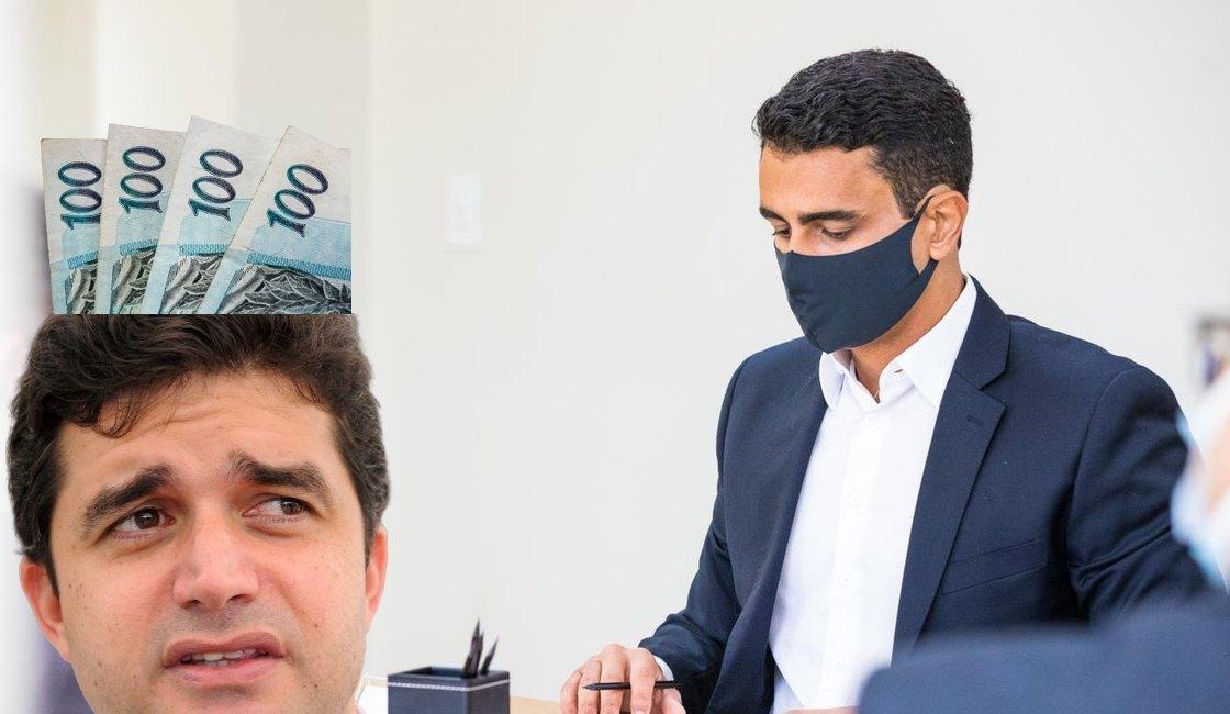 Photo of É SÓ O COMEÇO! Prefeitura de Maceió afirma que já economizou quase R$ 2 milhões com cargos comissionados que eram desperdiçados por Rui Palmeira