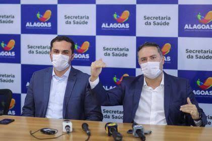 Photo of FASE LARANJA E VERMELHA! Renan Filho anuncia novas medidas restritivas para o Estado