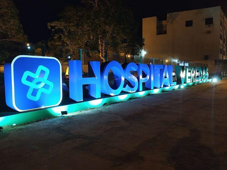 Photo of NOTA OFICIAL COVID-19! Hospital Veredas