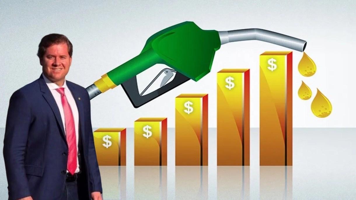 Photo of AUMENTO NÃO! Marx Beltrão critica sexto aumento da gasolina em 2021 e afirma que adotará mais medidas contra alta nos preços