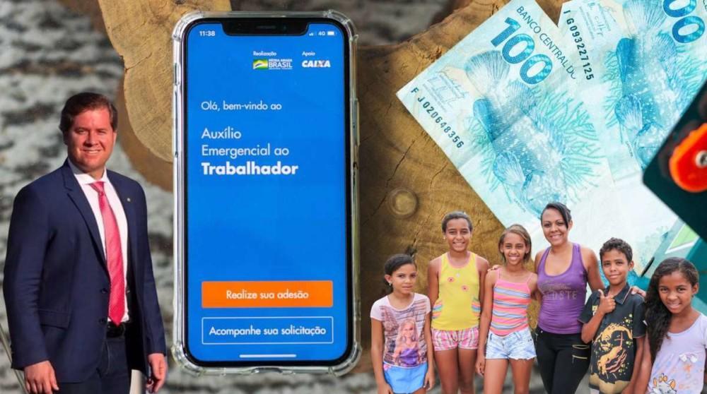 """Photo of """"É necessário fazer com que o Auxílio Emergencial volte a ser pago o mais rápido possível"""" diz Marx Beltrão"""