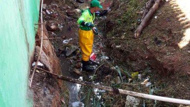 Photo of Sudes inicia limpeza de canal na Grota das Piabas, no Jacintinho