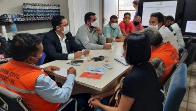 Photo of GGI dos Bairros e Defesa Civil apontam ações para Bebedouro durante reunião