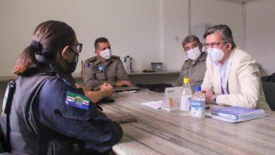 Photo of Educação e Comando da PM discutem segurança nas escolas de Maceió