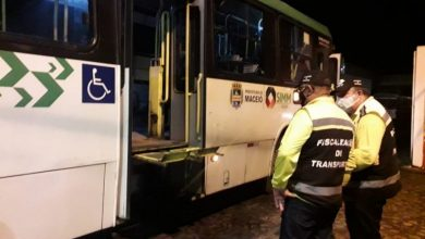 Photo of Fiscais realizam operação no transporte público e reprovam 19 ônibus