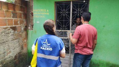 Photo of Prefeitura realiza ação de educação ambiental em grotas do Jacintinho