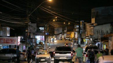 Photo of Ladeira de acesso ao Chã da Jaqueira recebe iluminação em Led