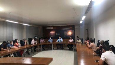 Photo of Prefeitura reforça medidas contra Covid-19 em reunião com bares e restaurantes