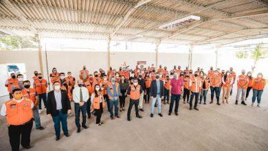 Photo of Prefeito JHC inaugura central de atendimento a moradores de bairros afetados por mineradora