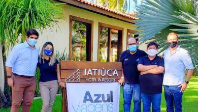 Photo of Prefeitura e Azul Viagens discutem ações para o turismo de Maceió