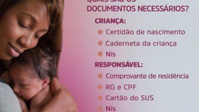 Photo of Cartão Cria: Cadastro de crianças de dois a cinco anos começa hoje (6)