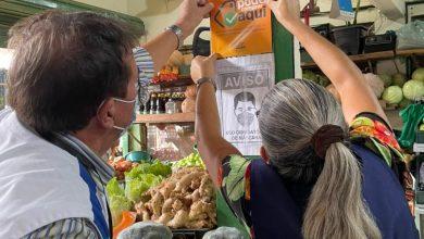 """Photo of Vigilância Sanitária entrega 15 selos """"Pode Comprar Aqui"""" no Jacintinho e Tabuleiro"""