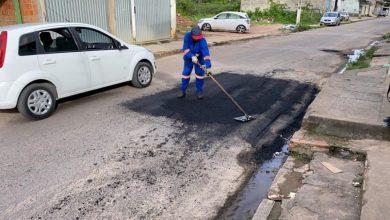 Photo of Prefeitura dá continuidade à operação tapa-buraco
