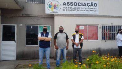 Photo of Semscs atende pedido da população e faz visita técnica no Conjunto Residencial Maceió 1