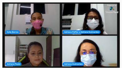 Photo of Saúde promove encontro virtual sobre Programa Saúde na Escola