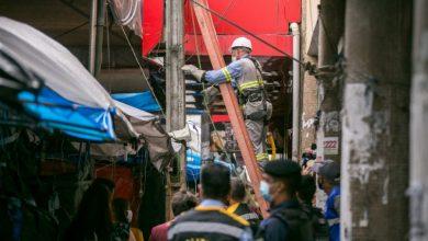 Photo of Ação remove ligações elétricas clandestinas em ruas do Centro