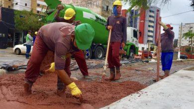 Photo of Infraestrutura inicia construção da ciclovia do Parque da Mulher