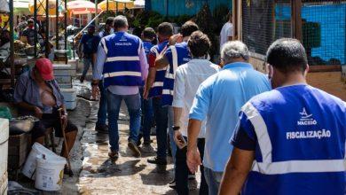 Photo of Prefeitura continua com ordenamento do Mercado da Produção, na Levada