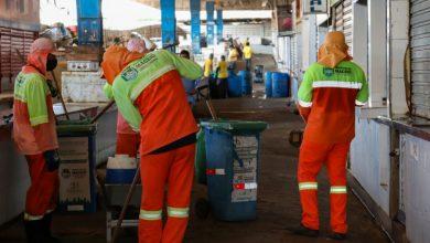 Photo of Mercado da Produção recebe novo mutirão de limpeza e higienização