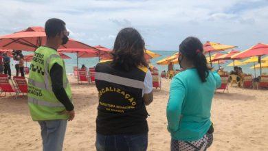Photo of Operação Mar Azul: Prefeitura orienta população e comerciantes da orla marítima no sábado (31)