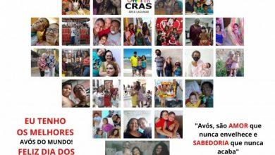 Photo of Cras Área Lagunar promove ação para celebrar o Dia dos Avós