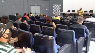 Photo of Servidores participam de alinhamento estratégico para ações da SMTT