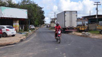 Photo of Prefeitura aplica mais de 600 toneladas de asfalto em ruas no bairro da Santa Lúcia