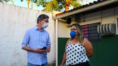 Photo of Secretário de Educação visita mais três escolas da rede municipal