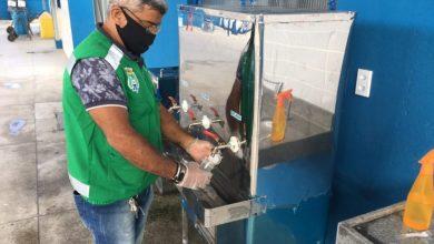 Photo of Saúde amplia inspeção para verificar qualidade da água em mais 69 em escolas