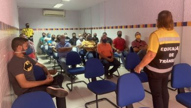 Photo of Assistência Social e SMTT promovem capacitação de motoristas