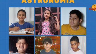 Photo of Alunos da escola Pompeu Sarmento são premiados em Olimpíada de Astronomia