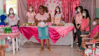 Photo of Outubro Rosa: USF Guaxuma realiza ações para a comunidade