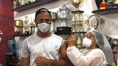 Photo of Gerência de Imunização levou vacinação contra a Covid-19 ao Casarão do CRB