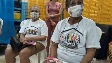 Photo of Assistência Social orienta sobre autocuidado e prevenção ao câncer