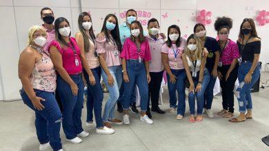 Photo of Cadastro Único e Bolsa Família promovem ação em alusão ao Outubro Rosa