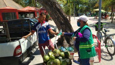 Photo of Maceió contra a dengue tem educação ambiental para ambulantes e turistas