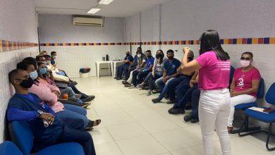 Photo of Assistência Social promove palestra sobre câncer de mama para servidores