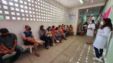 Photo of Unidade de Saúde da Pitanguinha discute direitos das pessoas com câncer de mama