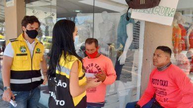 Photo of Busca ativa dos mototaxistas esclarece sobre regulamentação da categoria