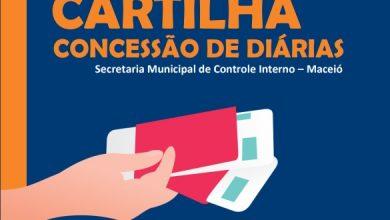 Photo of Controle Interno lança cartilha com instruções para concessão de diárias