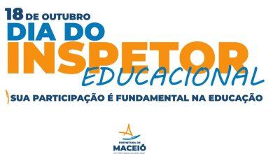 Photo of Educação promove evento nesta segunda (18) para homenagear inspetores educacionais