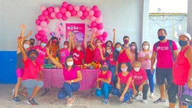 Photo of Atividades do Outubro Rosa mobilizam usuárias de equipamentos públicos e sociais